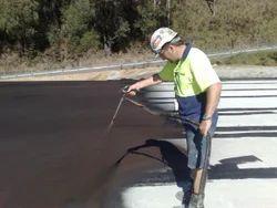 MYK Latricrete Membrane Waterproofing Service, Minimum Floor Area: 100 Sq Ft