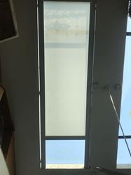 Skylight Blinds Translucent