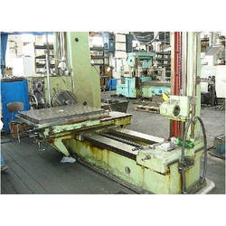 Used Second hand Refurbished Table Boring Machines