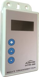HTR-92 Relative Humidity and Temperature Monitor