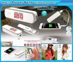 Storage Box Power Bank
