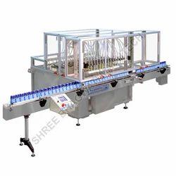 Viscose Liquid/Paste Filling Machine