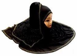 Hosiery Cotton 2 Way Stretchable Scarf Hijab For Women