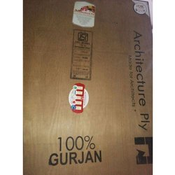 Gurjan Brown Architecture Marine Plywood, Size: 2400 X 1200, 2700 X 1200 Mm, for Furniture
