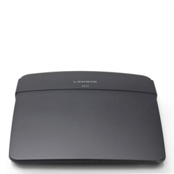 BLACK ROUTER LINKSYS