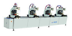 Four Head Welding Machine