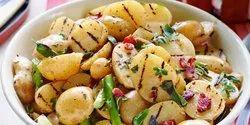 Health bucket A Grade BBQ Potato Salad, Packaging Size: 200 Grams
