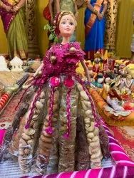 Dry Fruit Decorated Dolls