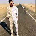 Men Stylish Cotton Track Suit