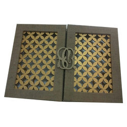 Cardboard Modern Wedding Favor Box Rs 210 Piece Nsn Handicrafts