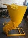 Banana Type Concrete Bucket