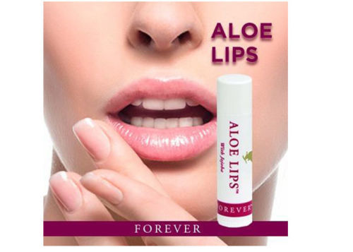 Image result for image of forever aloe lips