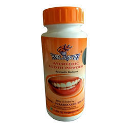 100g Ayurvedic Tooth Powder
