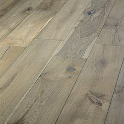 Vito floor Teak Wood Engineered Wooden Flooring, For Residential, Thickness: 14 Mm