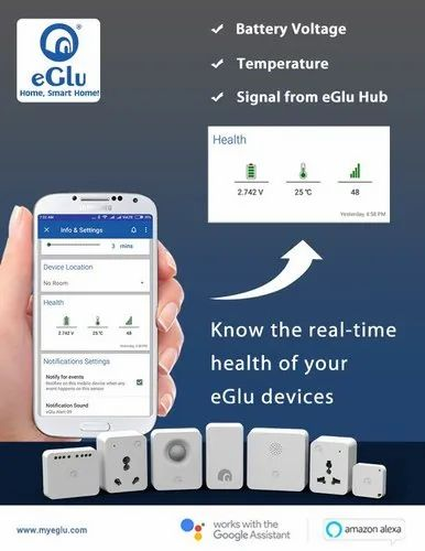 Eglu Home Automation System