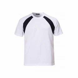 Black Promotional T Shirt