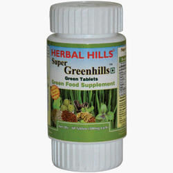 Super Greenhills 60 Tablets