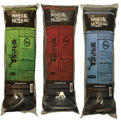 Mineral BOPP Bag, Capacity: 10 kg