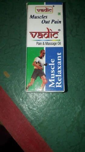 Vadic Massage Oil