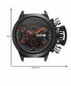 Megir-mg-2002-b2 Analog Mens Chronograph Watch