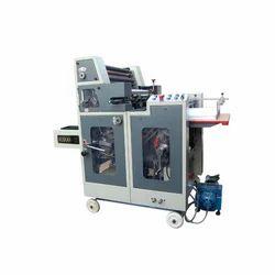 Single Colour Non Woven Bag Offset Printing Machine