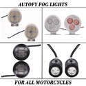 Autofy Fog Light For Bikes