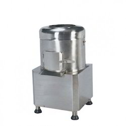 Automatic SS Potato Peeling Machine