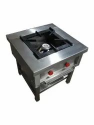Commercial Single Burner Gas Stove