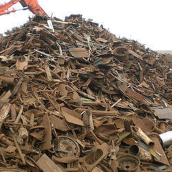 Heavy Melting Iron Scrap