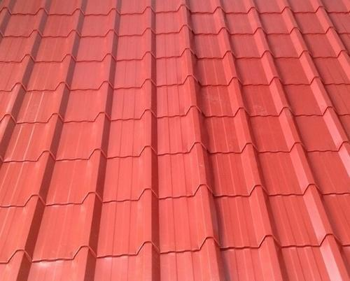 Steel Stainless Steel Frp Tile Profile Roofing Sheets