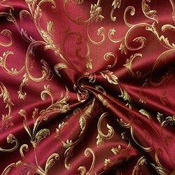Customizable 100% Polyester Brocade Fabrics