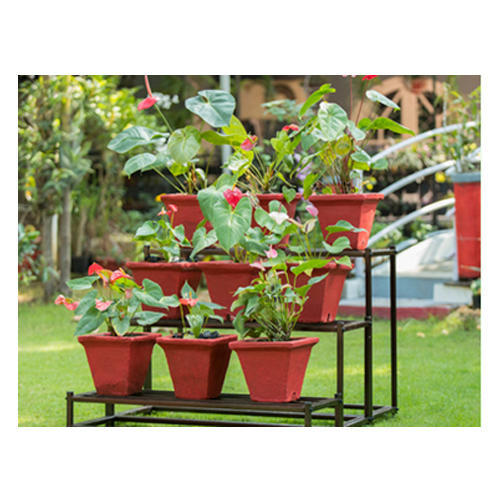 Metal Flower Pot Stand  sc 1 st  IndiaMART & Metal Flower Pot Stand at Rs 4980 /piece | फूलदान का ...
