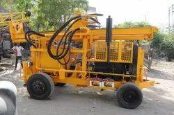 DTH Boring Machine Trolley, Model Name/Number: 1111