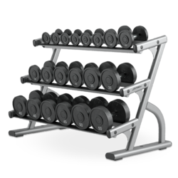 Weight Lifting Dumbbell Rack With 3 Stack