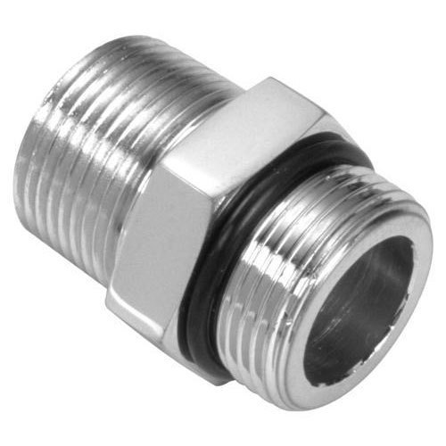Stainless Steel Hydraulic Pipe Adapter, Size: 1/4'  , For Hydraulic Pipe