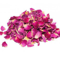 Mitthi Foods Freeze Dried Rose Petals, Pack Size: 1 Kg
