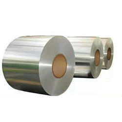 Silver Laminated Paper Roll, Single Side