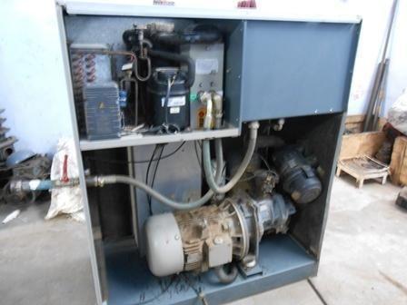 Screw Type Air Compressor Repair