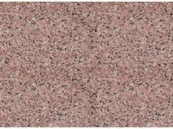 Rosy Pink Granite, Thickness: 20-25 mm