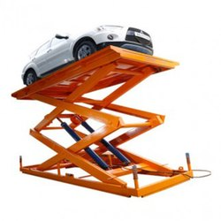 Hydro Hydraulic Car Scissor Lift