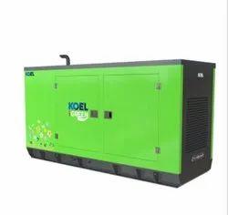 125 KVA KOEL Kirloskar Diesel Generator, 1 & 3 Phase