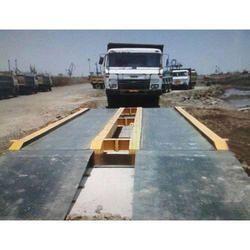 Vehicle Weight Scaling Weighbridge