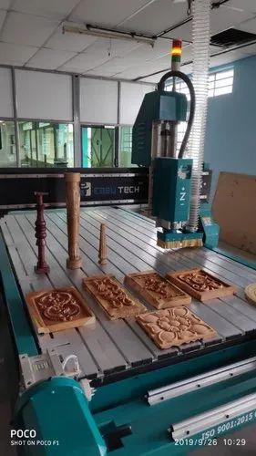 CNC Wood Carving