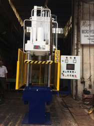 Pillar Type Hydraulic Press (160 Ton)