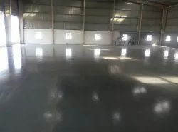 in Industrial Concrete Laser Screed Flooring Services, in Warehouse or Industry, Thickness: 100 To 400 Mm