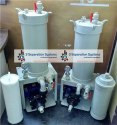 Kod Bath Oil Removal Units