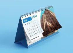 Table Desk Calendar