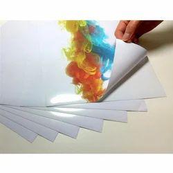 photograph regarding Avery Printable Vinyl identified as printable vinyl roll