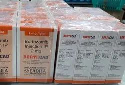 Bortecad Injection, Packaging Type: Box