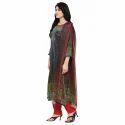 Digital Printed Salwar Suit With Dupatta
